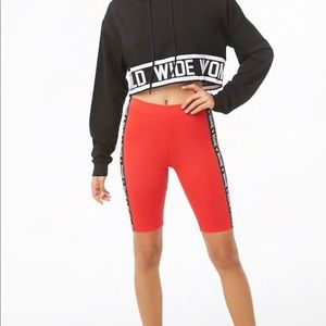 Active Worldwide Biker Shorts